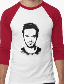 Jessie Pinkman - Black Men's Baseball ¾ T-Shirt