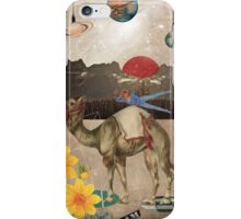 Animal Collection by Elo -- Desert Is A Lonely Place iPhone Case/Skin