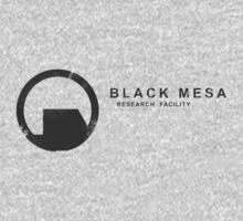 Black Mesa Research Facility One Piece - Long Sleeve