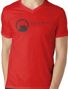 Black Mesa Research Facility Mens V-Neck T-Shirt