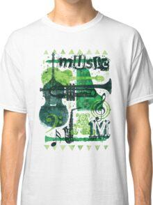 Music Jam Classic T-Shirt
