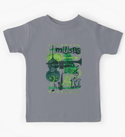Music Jam Kids Tee