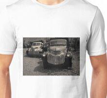 Two Old Trucks Toned Unisex T-Shirt