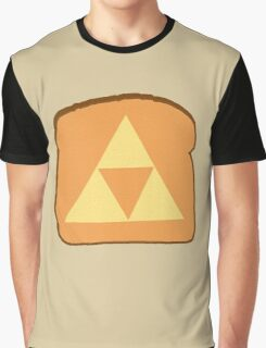 Triforce toast Graphic T-Shirt