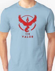 Pokemon GO: Team Valor (Red) - Elite Unisex T-Shirt
