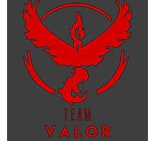 Pokemon GO: Team Valor (Red) - Elite Photographic Print