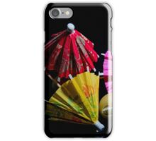 Olives and Umbrellas iPhone Case/Skin