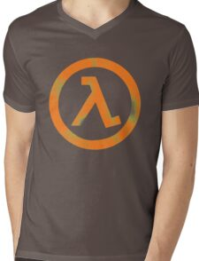 Half Life Mens V-Neck T-Shirt