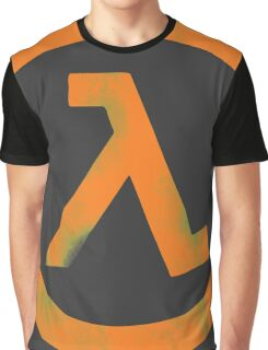 Half Life Graphic T-Shirt