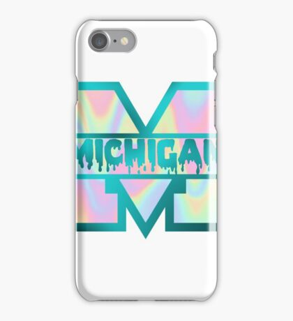 University of Michigan M iPhone Case/Skin