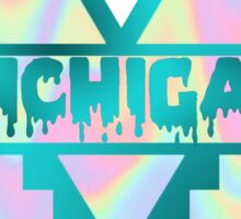 University of Michigan M Sticker