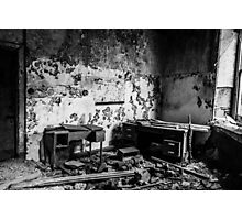Lay in Ruins Photographic Print