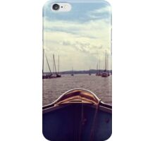 Blue Skies Ahead  iPhone Case/Skin