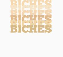 BICHES Forehead Color Edition Womens Fitted T-Shirt