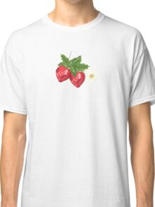 Strawberry Botanical Classic T-Shirt