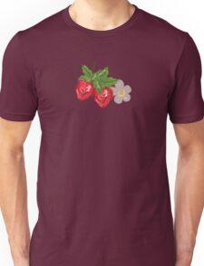 Strawberry Botanical Unisex T-Shirt