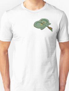 Spongebob squidward buttface  Unisex T-Shirt
