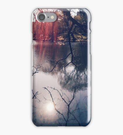 Morning Reflection iPhone Case/Skin