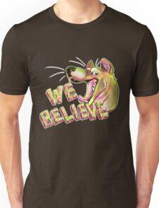 We Believe in Thylacine Unisex T-Shirt