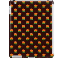 Super Mario World Fire Flower iPad Case/Skin