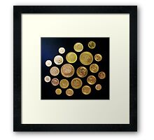 Mexican Gold / Oro Mexicano Framed Print