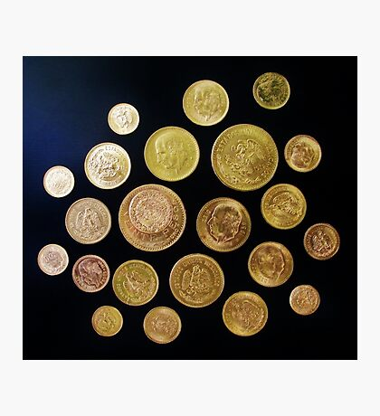 Mexican Gold / Oro Mexicano Photographic Print