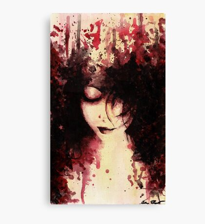 Wounds That Never Heal Canvas Print