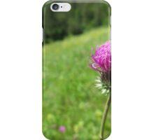 Purple Weeds iPhone Case/Skin