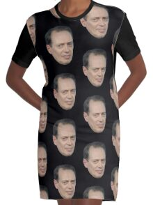 Steve B Graphic T-Shirt Dress