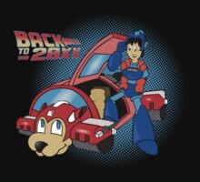 Back to 20XX One Piece - Long Sleeve