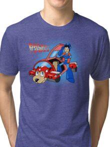 Back to 20XX Tri-blend T-Shirt