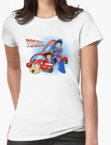 Back to 20XX Womens Fitted T-Shirt