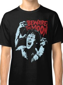 Beware The Moon American Werewolf in London Tee