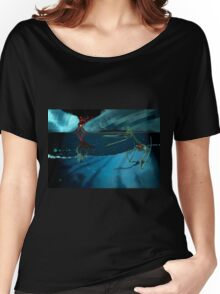 A Gloom of Duralumin Dragons Women's Relaxed Fit T-Shirt