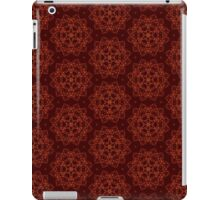 Red Flowers iPad Case/Skin