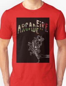 Arcade Fire Logos Unisex T-Shirt