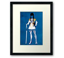 Satsuki Kiryuin Framed Print