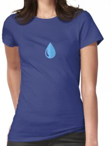 Pokemon Go - Water Type Womens Fitted T-Shirt