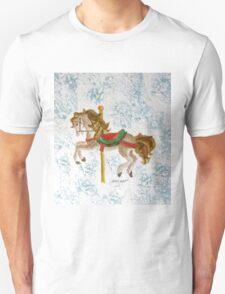 Carousel Horse Unisex T-Shirt