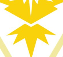 Pokemon Go - Team Instinct emblem Sticker
