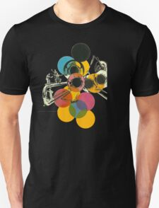 Vintage 1960's wonderful jazzy cover album! Unisex T-Shirt