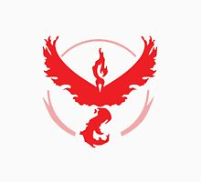 Pokemon Go! - Team Valor emblem Unisex T-Shirt