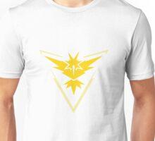 Pokemon Go - Team Instinct emblem Unisex T-Shirt