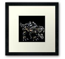 transformers!   Framed Print