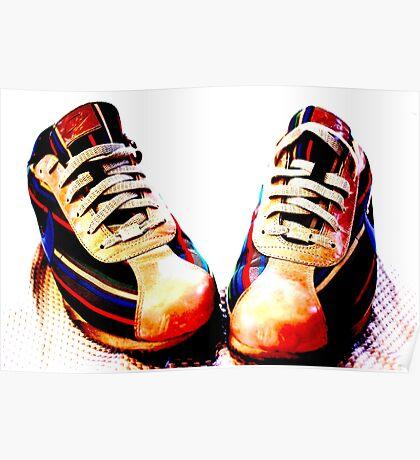 Custom Kicks, Nike Poster