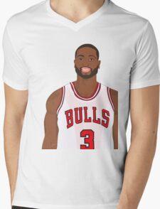 D-Wade! Mens V-Neck T-Shirt