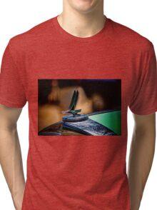 Studebaker Hood Ornament Tri-blend T-Shirt