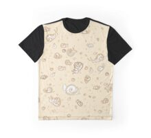 Snailstorm - Antique Graphic T-Shirt