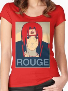 Itachi Rouge Women's Fitted Scoop T-Shirt
