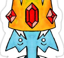 The Ice King Sticker